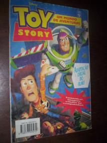 Gibi Toy Story Adaptação Oficial 1996