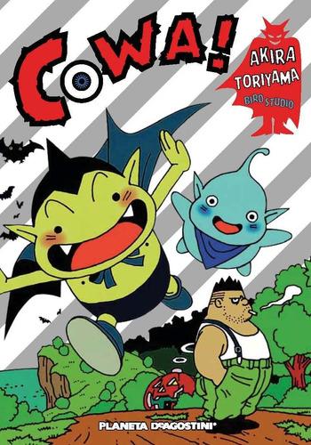 Manga Cowa Tomo Unico - Planeta
