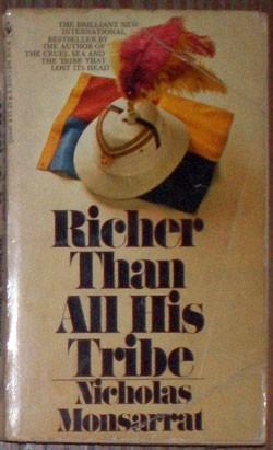 Richer Than All His Tribe - Nicholas Monsarrat - Bantam Book