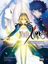 Fate/zero: - Ligh Novel - Coleção Volumes 1 Ao 6 !!