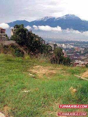 Terreno En Venta En Distrito Capital - Caracas - El Hatil...