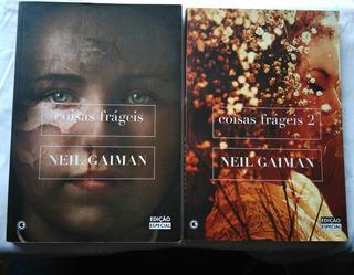 Neil Gaiman - Coisas Frágeis (1 Y 2, En Portugués)