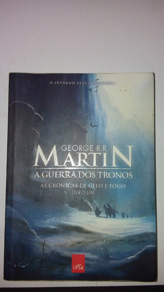 Livro 1 E 2 De Game Of Thones.