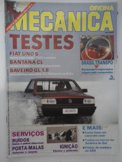 Revista Oficina Mecânica - N° 63 - Frete Grátis