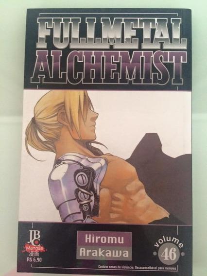 Mangá Fullmetal Alchemist Volume 46