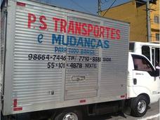 Carretos / Mudanças Viagens R$ 1,50 Km Todo Brasil 946730395