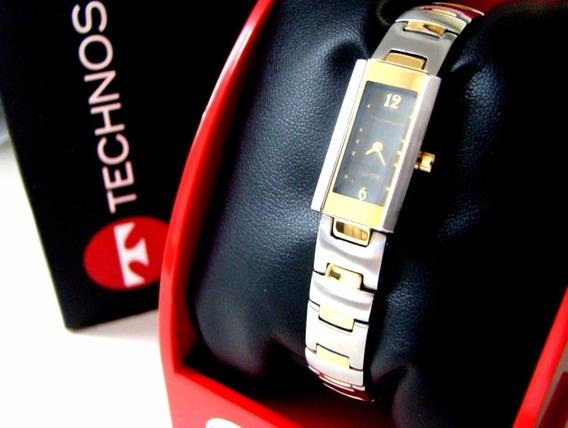 Relógio Technos 5r21at - W.r. - Novo, Original!