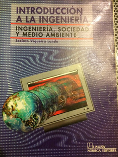 Introducción A La Ingeniería - Jacinto Viqueira