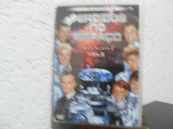 Dvd Perdidos No Espaço Vol.2 - 1ª Temporada (lacrado)