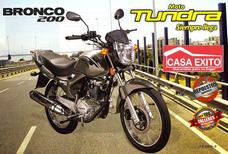 Moto Tnd Bronco 200 Dx Tundra