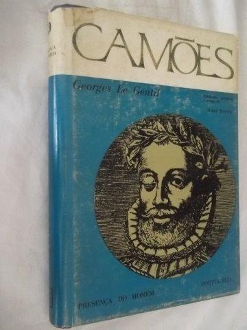 Livro - Camões - Literatura Estrangeira