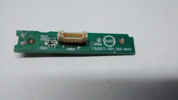 Sensor Controle Philips E Outras Código 7156167-r01-000-0043