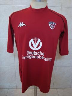 Camisa De Futebol Do Fc Kaiserslautern Da Alemanha Kappa
