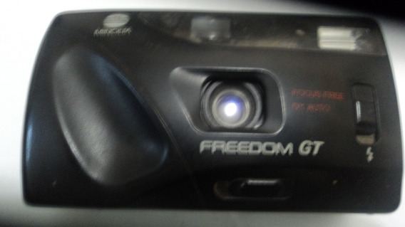 Camera Fotográfica Minolta Freedom Gt