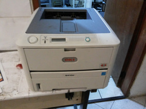 Impressora Laser Oki B410 D Usada Funcionando