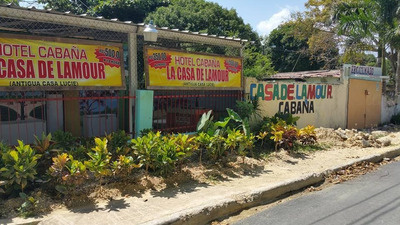 Hotel En Boca Chica