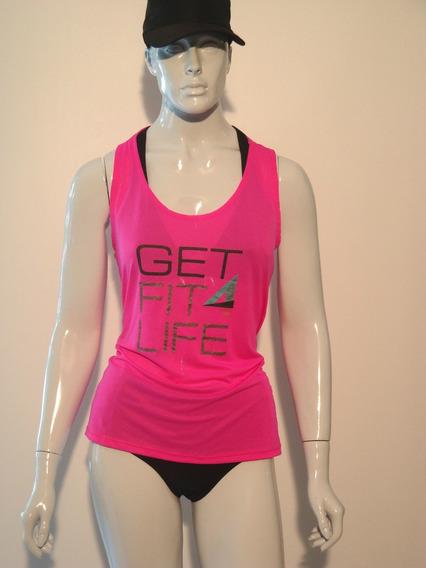 Camiseta Regata Em Dryfit Getfit4life Fitness