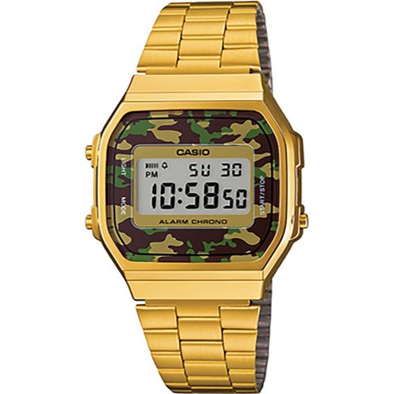 Relógio Casio Unissex A168wegc-3ef