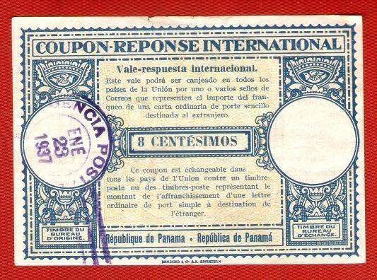Coupon-reponse International (cupon)