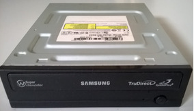 Gravador De Dvd Sata Interno 5,25 Samsung Defeito No Motor