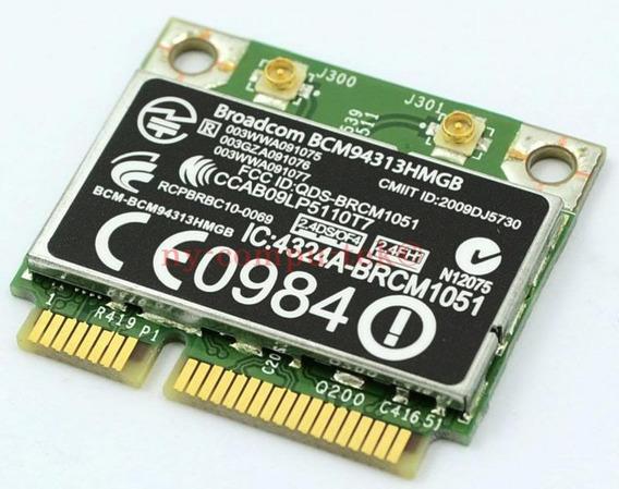 Placa Wireless Wifi Para Notebook Compaq Cq42 / 600370-001