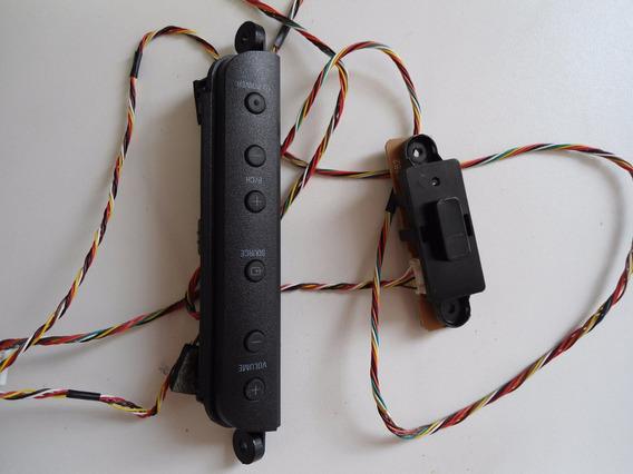 Comandos + Sensor Philips 42pfl3604 42pfl3604/78