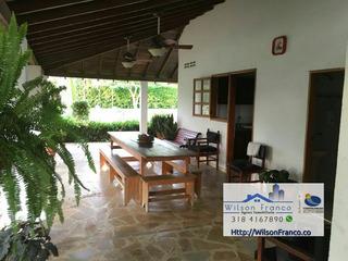 Cerca A Cartagena - Oportunidad Con Casa Campestre