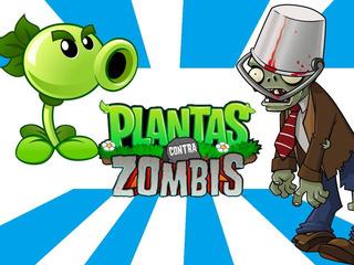 Cumple De Plantas Vs Zombies En Mercado Libre Argentina
