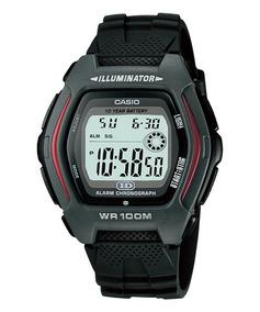 Relógio Casio Hdd 600 1avdf Illuminator 100wr Digital Nf-e