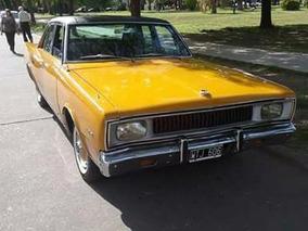 Dodge Coronado Único De Colección 1975