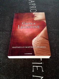 Libro Carta A Leontine De Raffaello Mastrolonardo U3