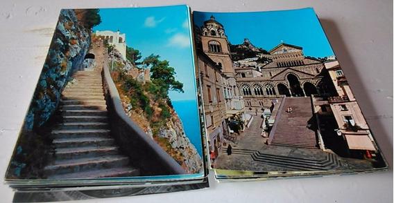 Lote De 39 Fotos Postales De Italia Distintas Ciudades