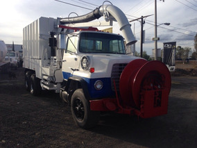 Camion Vactor Ford 1988