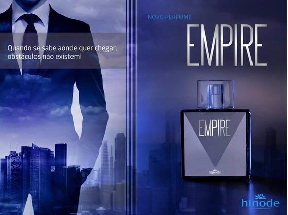 Perfume Masculino Empire, Hinode, Empire Hinode