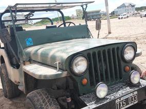 Jeep Willys 4x4 1943