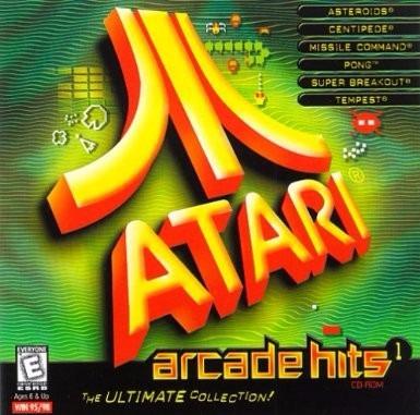 Atari Arcades Hits 1 Cd-rom Para Windows (1999)