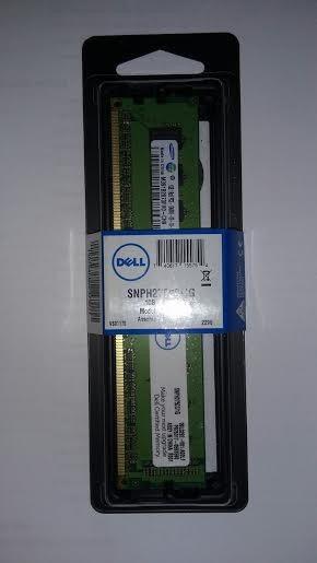 Memoria Ram Marca Dell Para Pc 1 Gb Ddr3 Snph275cc