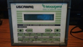 Módulo Controle Gerador Maquigeral Uscamaq Usado