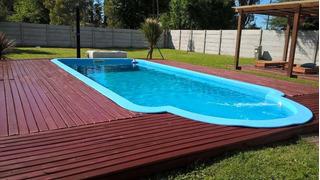 Casa Quinta Nueva!!! Ideal 2 Familias! Reservá Ya!