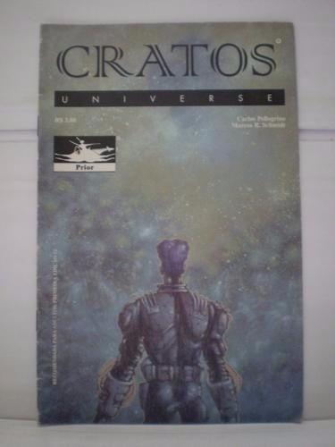 Gibi Cratos Universe Nº 2