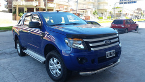 Ford Ranger 4x4 3.2 Caja 6 Ta Xls Titular 1º Mano 26.000 Km