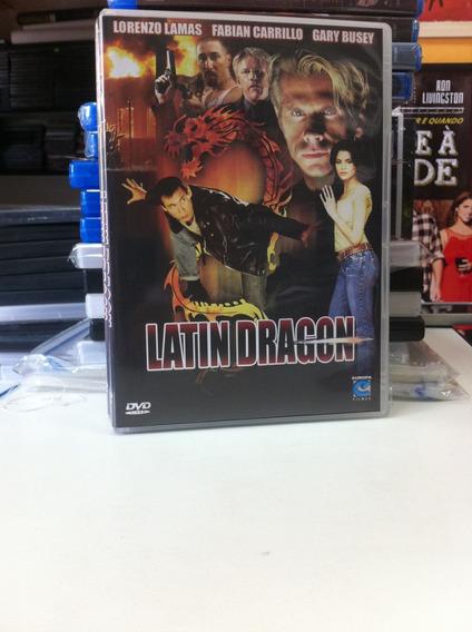 Dvd Original Do Filme Latin Dragon (lacrado)