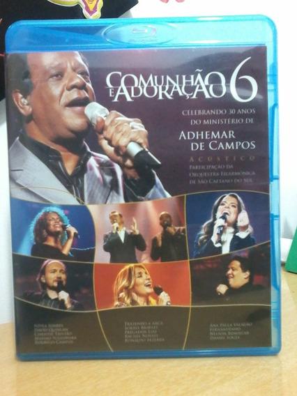 Blu-ray Comunhão E Adoração 6