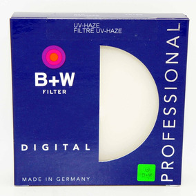 Filtro B+w Uv Haze Sc 010 58mm (original - Made In Germany)