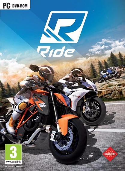 Ride Em Portugues ( Mídia Digital ) Pc - Dvd