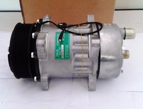 Compressor 7h15 - 8 Orelhas Polia 8pk Ducato Jumper Boxter
