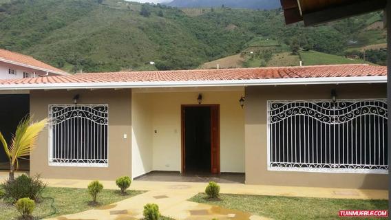 Casa En La Mucuy. Merida
