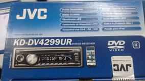 Super Oferta Dvd Jvc Kddv4299ur Leitor Top Com Controle!amfm
