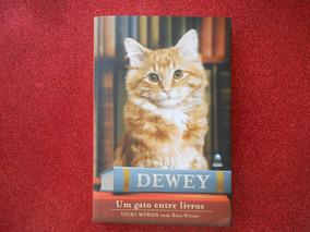 Livro Um Gato Entre Livros 8ª. Edição - Dewey