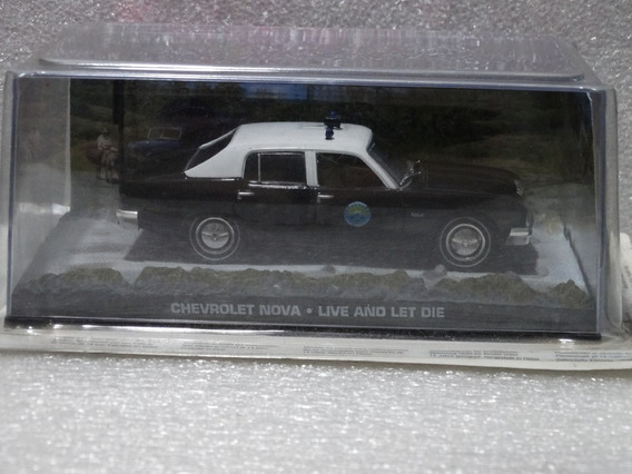 Chevrolet Nova Police - 007 Live And Let Die 1:43